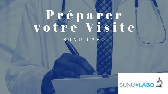 Préparer Votre Visite